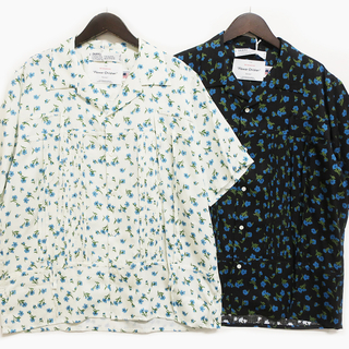 Jieda - dairiku オープンカラーシャツ 21ss