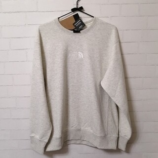 THE NORTH FACE - 【新品】THE NORTH FACE LOGO CREW SWEAT XL
