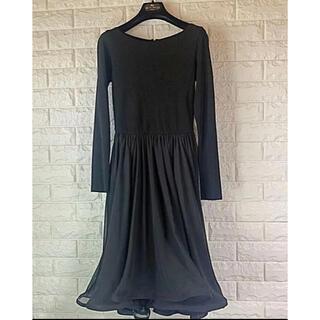 Alice+Olivia - 美品 ❤︎alice+olivia  ワンピース ドレス  黒