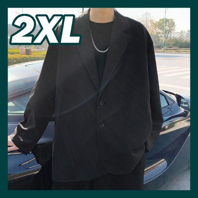 メンズ  ジャケット 上着 コート トップス 無地 ゆったり カジュアル 長袖 メンズのジャケット/アウター(テーラードジャケット)の商品写真