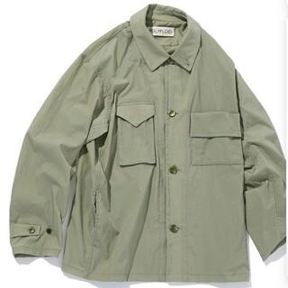 COMOLI - POLYPLOID workwear jacket B