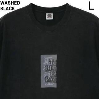 限定 L ブラックアイパッチ 取扱注意 Tシャツ 黒