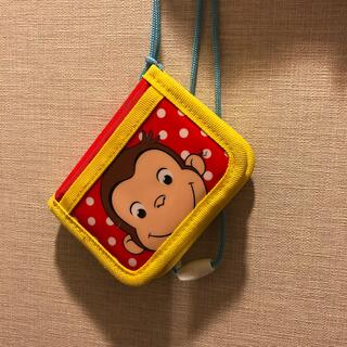 おさるのジョージ 財布(財布)