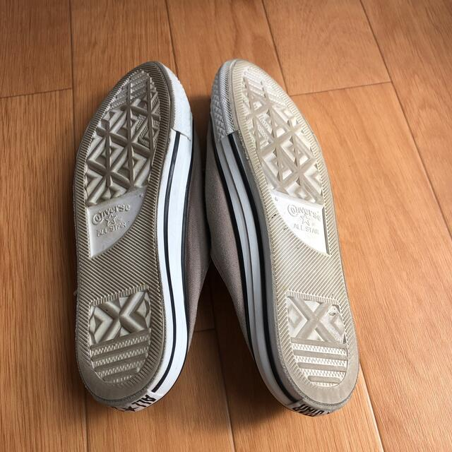 CONVERSE(コンバース)のCONVERSE スリッポン ベージュ レディースの靴/シューズ(スニーカー)の商品写真