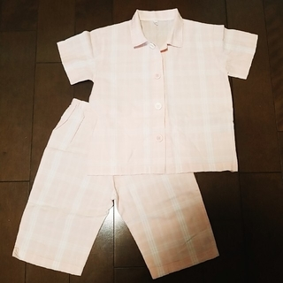 ムジルシリョウヒン(MUJI (無印良品))の無印良品 半袖パジャマ 100cm(パジャマ)