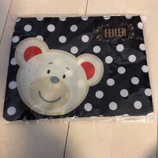 FEILER - 新品★FEILER ポーチ たまごクラブ付録