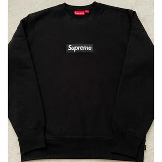 Supreme - 格安投げ売り!supreme box logo crewneck