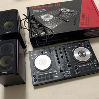 パイオニア(Pioneer)のDDJ-SB3(DJコントローラー)