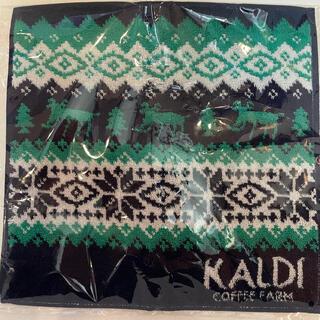 カルディ(KALDI)のKALDI タオル(タオル/バス用品)