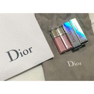 Dior - Dior ディオール アディクト リップ マキシマイザー 001 ピンク
