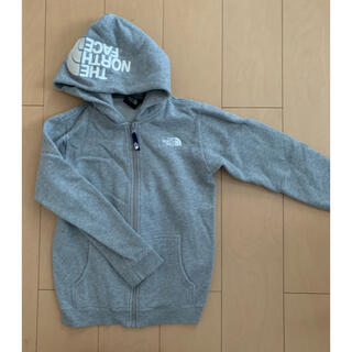 THE NORTH FACE - 美品★ノースフェイス★パーカー★150★THE NORTH FACE