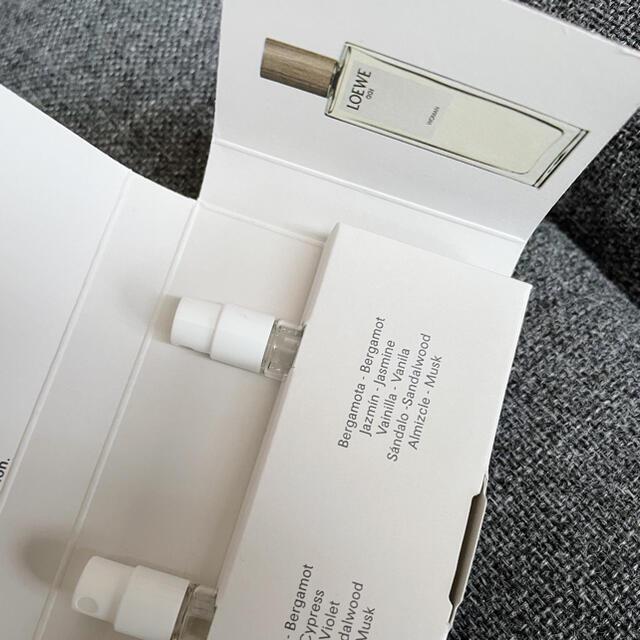 LOEWE(ロエベ)のLoewe ロエベ  香水 オードゥパルファン ウーマン 2本セット コスメ/美容の香水(香水(女性用))の商品写真