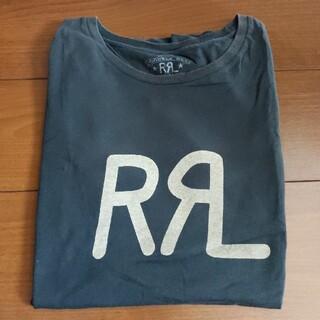 ダブルアールエル(RRL)のRRL Tシャツ Sサイズ ブラック ラルフローレン(Tシャツ/カットソー(半袖/袖なし))