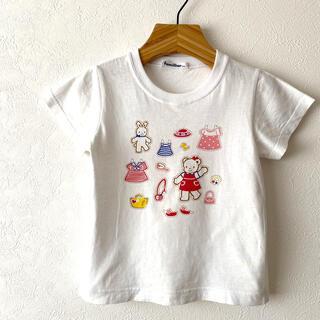 familiar - ファミリア Tシャツ 100㎝ 女の子
