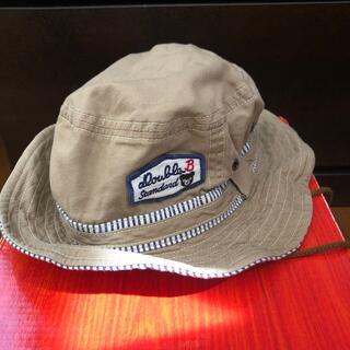 ダブルビー 帽子 52