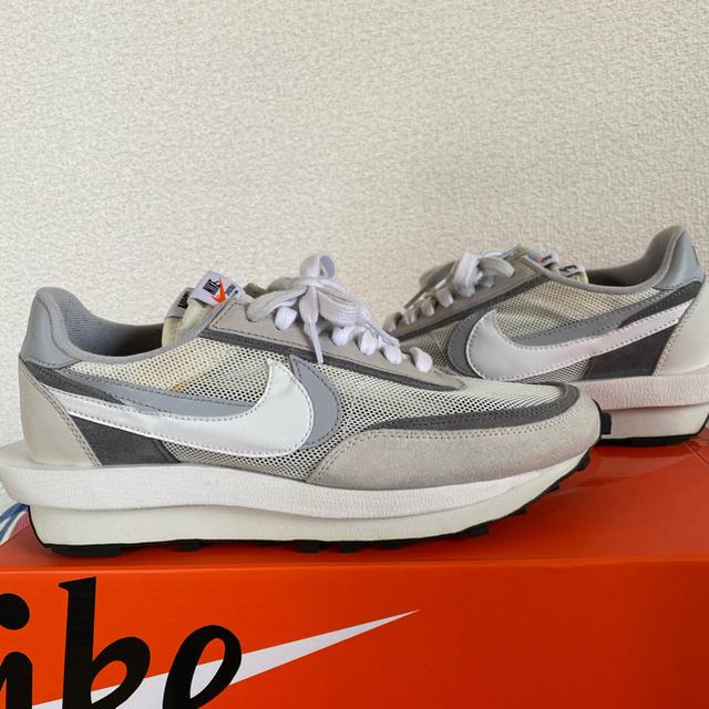 sacai(サカイ)のsacai × nike WAFFLE  27.5cm メンズの靴/シューズ(スニーカー)の商品写真
