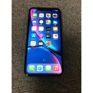 Apple - 中古美品 国内版 simフリー iPhone xr 128GB