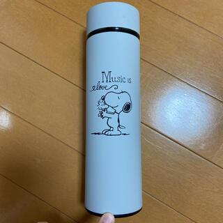 SNOOPY - 最終値下げ‼︎‼︎スヌーピー 温度センサー付ステンレスボトル