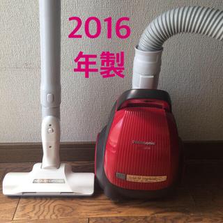 Panasonic - パナソニック Panasonic 紙パック式 掃除機 2016年製