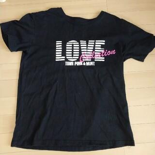 西野カナ ライブTシャツ LOVEColection Lサイズ