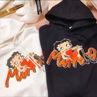 GYDA - 【パーカー】 MIRROR9 ・ Betty Boop ♡