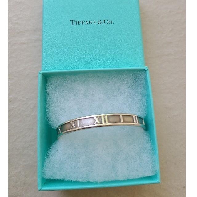 Tiffany & Co.(ティファニー)のティファニー バングル アトラス レディースのアクセサリー(ブレスレット/バングル)の商品写真