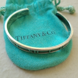 Tiffany & Co. - ティファニー バングル アトラス