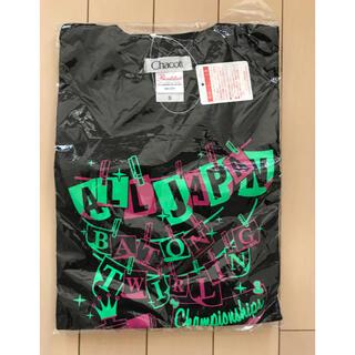 チャコット(CHACOTT)のChacott バトン 2015全国大会 Tシャツ S(Tシャツ(半袖/袖なし))