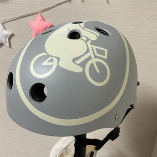 ブリヂストン(BRIDGESTONE)のヘルメット キッズ 新品未使用品(ヘルメット/シールド)
