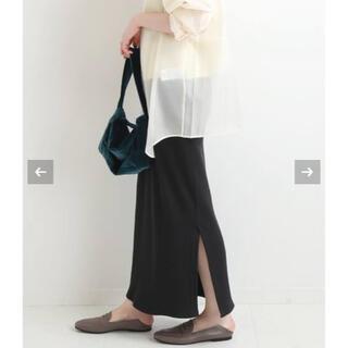 IENA - IENA  テレコリブスカート