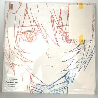 宇多田ヒカル/One Last Kiss アナログLPレコード限定ステッカー付