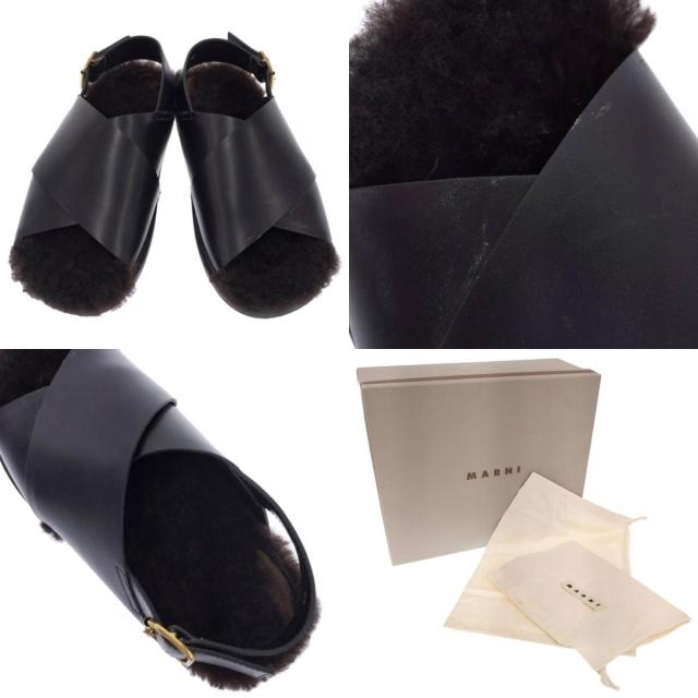 Marni(マルニ)のMARNI マルニ サンダル メンズの靴/シューズ(サンダル)の商品写真