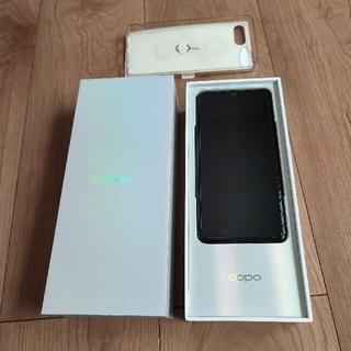 オッポ(OPPO)のoppo reno A 128GB ブラック 楽天(スマートフォン本体)