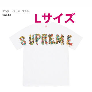 Supreme - 【白L】Supreme Toy Pile Tee