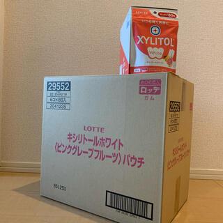 キシリトールホワイト ピンクグレープフルーツ 48個(菓子/デザート)