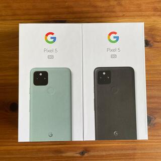 Google Pixel - 【新品】Google Pixel 5 SIMロック解除済み
