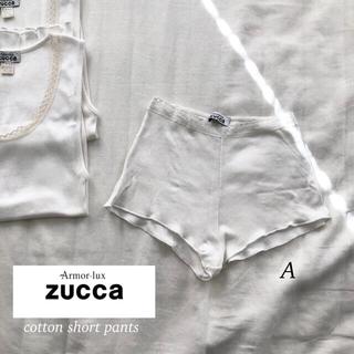 ZUCCa - コットンショートパンツ A