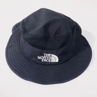 THE NORTH FACE - ノースフェイス サンシールドハット キッズ KS 帽子 ネイビー
