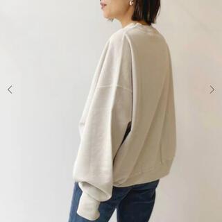 L'Appartement DEUXIEME CLASSE - REMI RELIEF×アパルトモン☆別注スウェット☆定価¥28,600