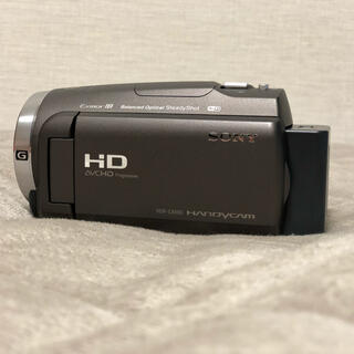 SONY - SONY HDR-CX680(TI)/ブラウン