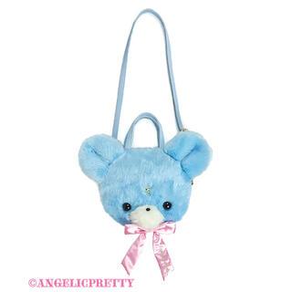 Angelic Pretty - Milkyベアーフェイス3wayバッグ