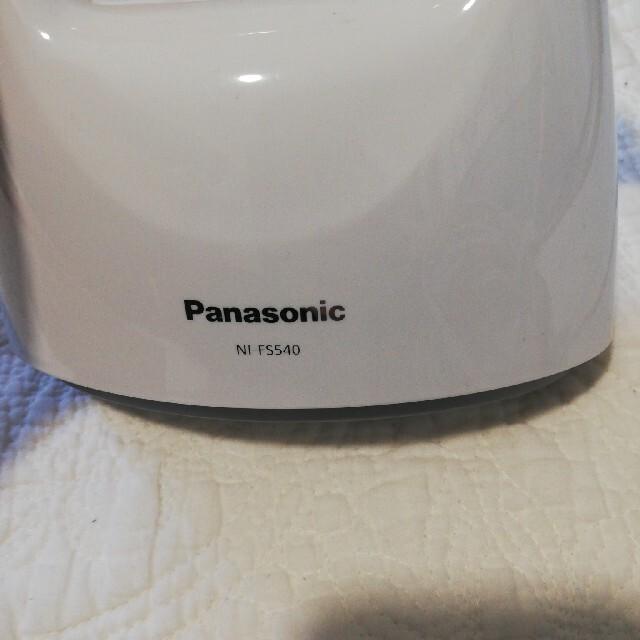 Panasonic(パナソニック)のパナソニック 衣類スチーマー スマホ/家電/カメラの生活家電(アイロン)の商品写真