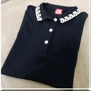 PEARLY GATES - アルチビオ  ポロシャツ 38 襟が可愛い♪