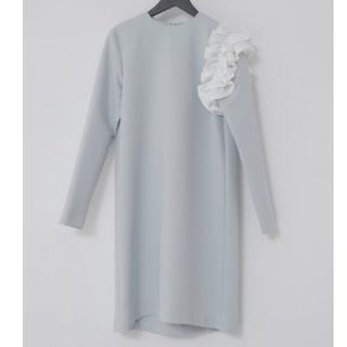 Drawer - hue DAY TO EVENING ドレス ワンピース M 日本製