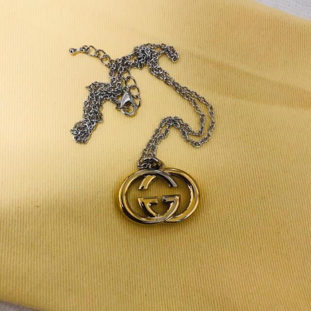 Gucci(グッチ)のGUCCI ネックレス メンズのアクセサリー(ネックレス)の商品写真