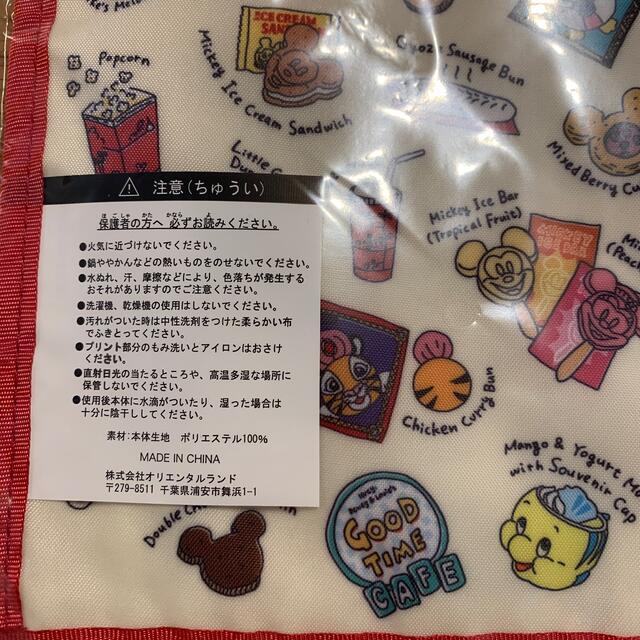 Disney(ディズニー)のディズニー ランチョンマット スーベニア  ディズニーランド パークフード エンタメ/ホビーのおもちゃ/ぬいぐるみ(キャラクターグッズ)の商品写真