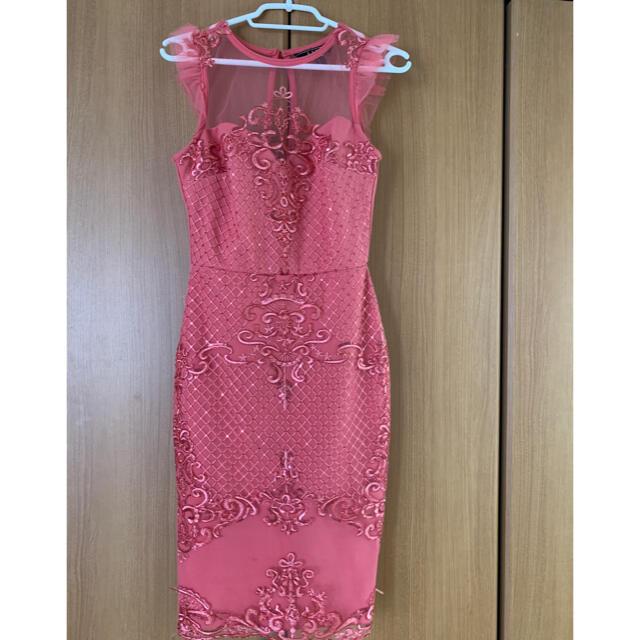 Lipsy(リプシー)のリプシー UK6 ホステスドレス  キャバドレス  レディースのフォーマル/ドレス(ナイトドレス)の商品写真