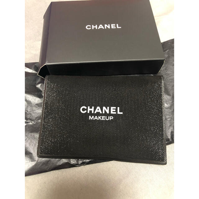 CHANEL(シャネル)のシャネル ノベルティ ポーチ コインケース カードケース レディースのファッション小物(ポーチ)の商品写真
