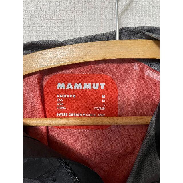 Mammut(マムート)のMAMMUT/マムート/Kento Light HS Hooded 新品未使用 スポーツ/アウトドアのアウトドア(登山用品)の商品写真