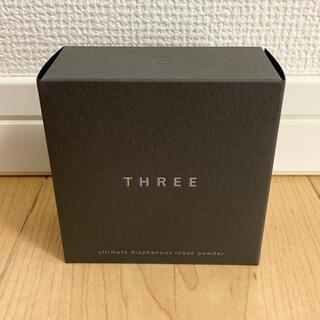 THREE - THREE アルティメイトダイアフェネス ルースパウダー glow01